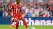 Fußball: Abschlusstraining des FC Bayern ohne Alaba