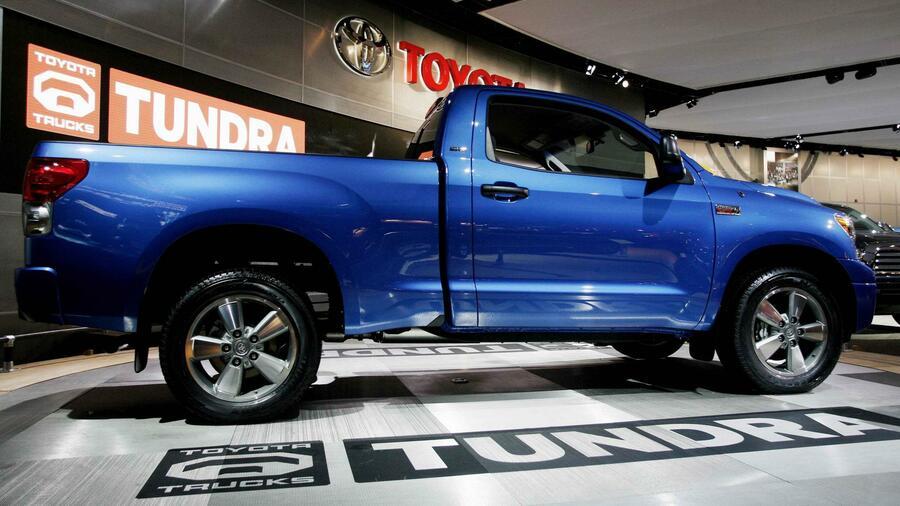 Airbag-Problem: Toyota ordert 320 000 Trucks und SUVs zurück
