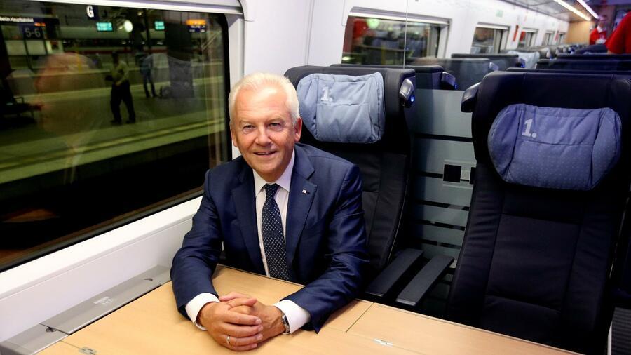 Chef der Deutschen Bahn soll Millionen-Abfindung bekommen haben