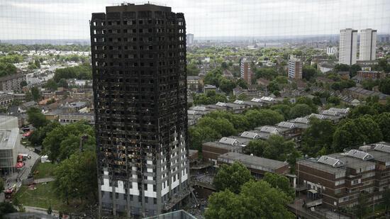 Londoner Hochhausbrand Jetzt steht fest, was das Flammen-Inferno ausgelöst hat