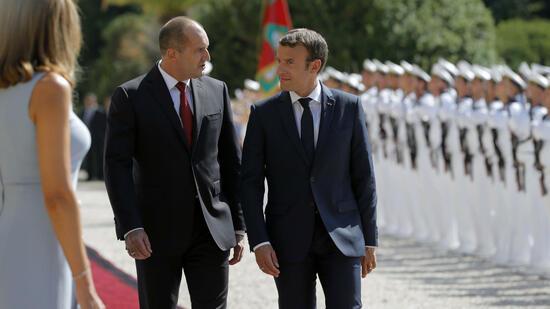 Macron: Polen