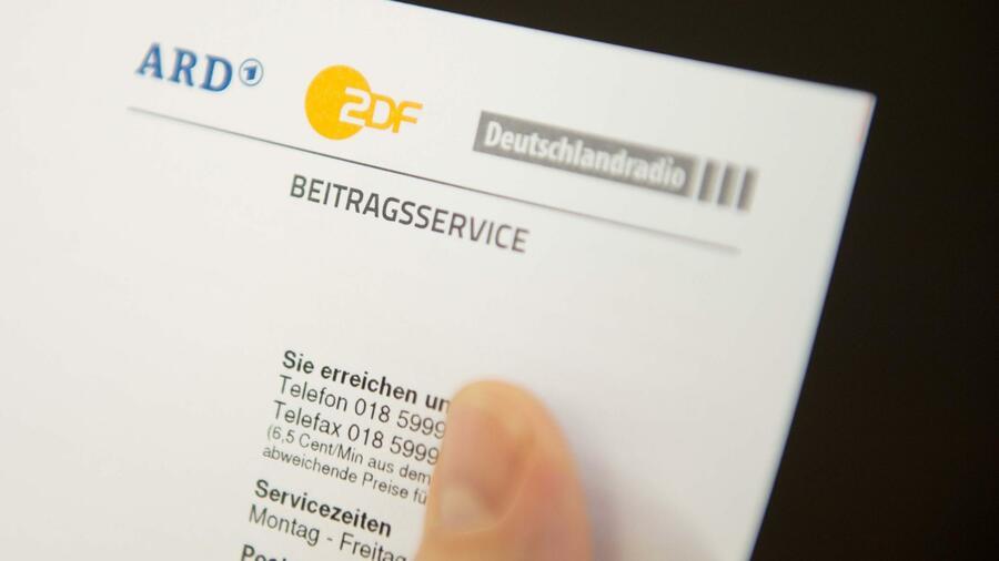 Rundfunkbeitrag GEZ-Nachfolger sammelt acht Milliarden Euro ein Quelle dpa