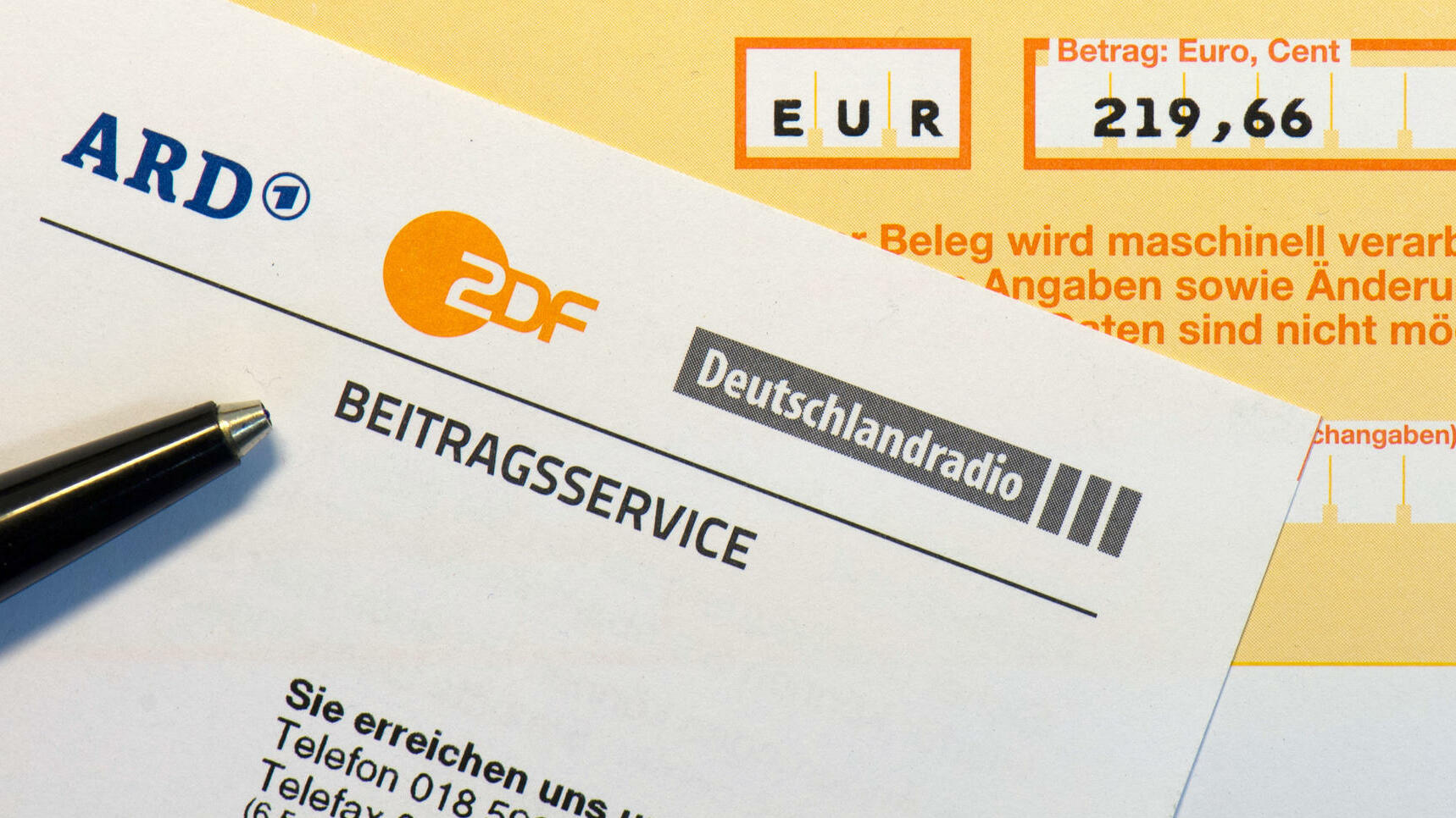 Kostenfreier Download: Das Gutachten zur Rundfunkgebühr im Original
