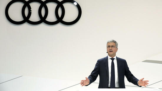 Rupert Stadler bleibt weitere fünf Jahre Audi-Chef