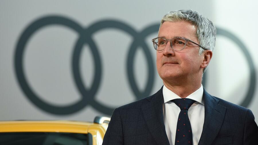 Kriminalität: Volkswagen trennt sich von inhaftiertem Audi-Chef Stadler
