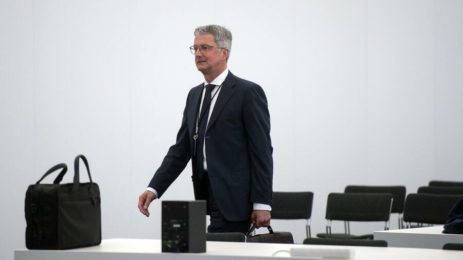 VW Volkswagen trennt sich von Audi Chef Stadler Quelle dpa