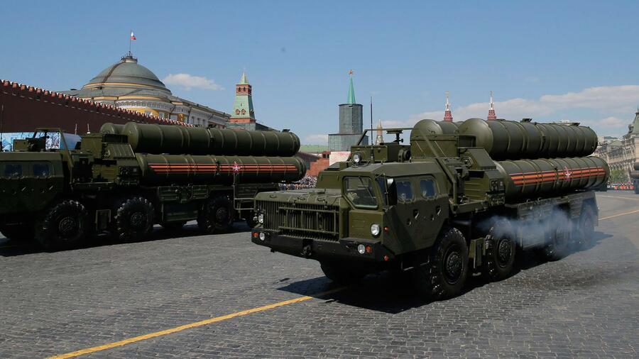 Affront gegen die Nato: Türkei kauft russisches Raketenabwehrsystem