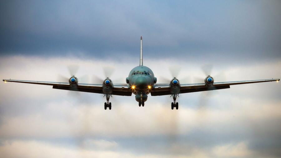 Russisches Aufklärungsflugzeug vor syrischer Küste abgeschossen
