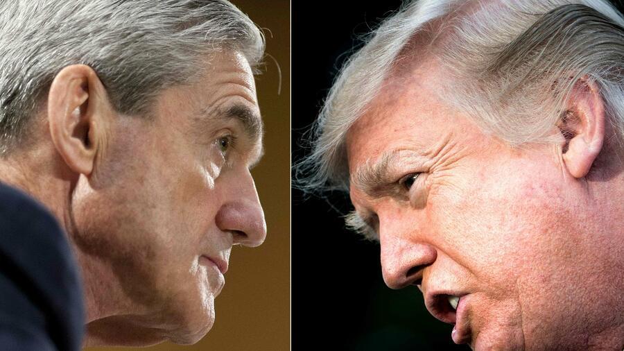 Muss Trump doch zittern? US-Justizminister veröffentlicht Mueller-Report