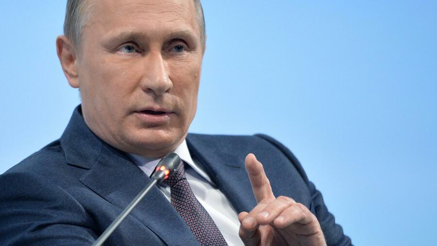 """Putin ruft zum Kampf gegen das """"absolut Böse"""" auf"""