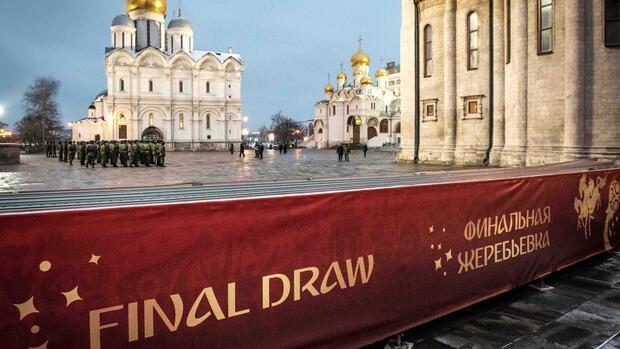 Vor WM-Auslosung: Russland hofft auf Losglück bei der Heim-WM