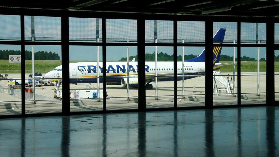 Ryanair Streicht Verbindungen Am Flughafen Hahn