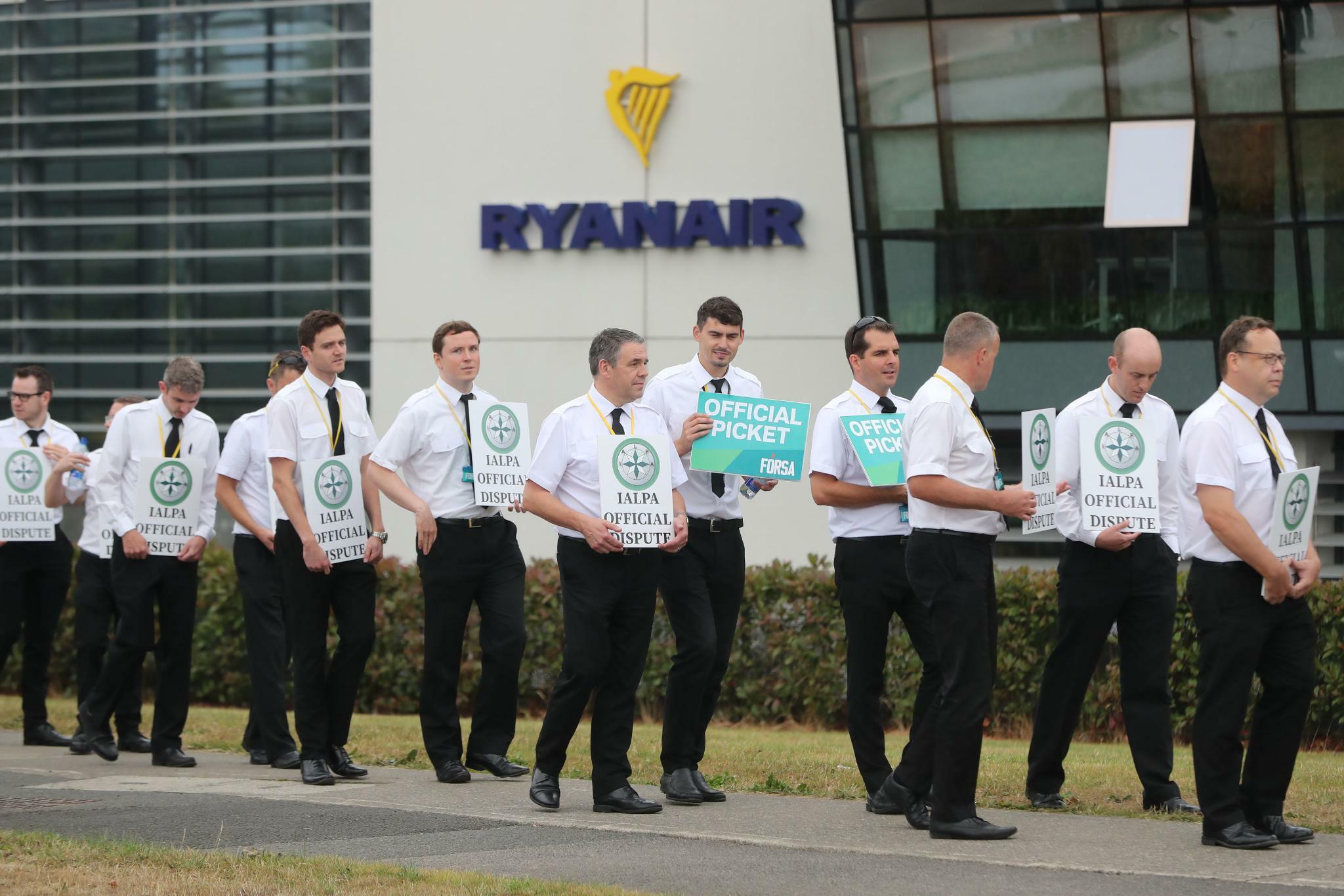Irisches Gericht stoppt Streiks bei Ryanair