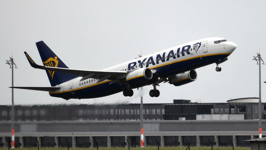 Lufthansa Drehkreuz Ryanair Baut Angebot In Frankfurt Schneller Aus
