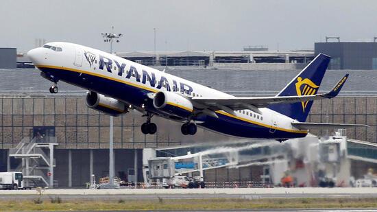 Gewerkschaft will Tarifverhandlungen für deutsche Ryanair-Piloten