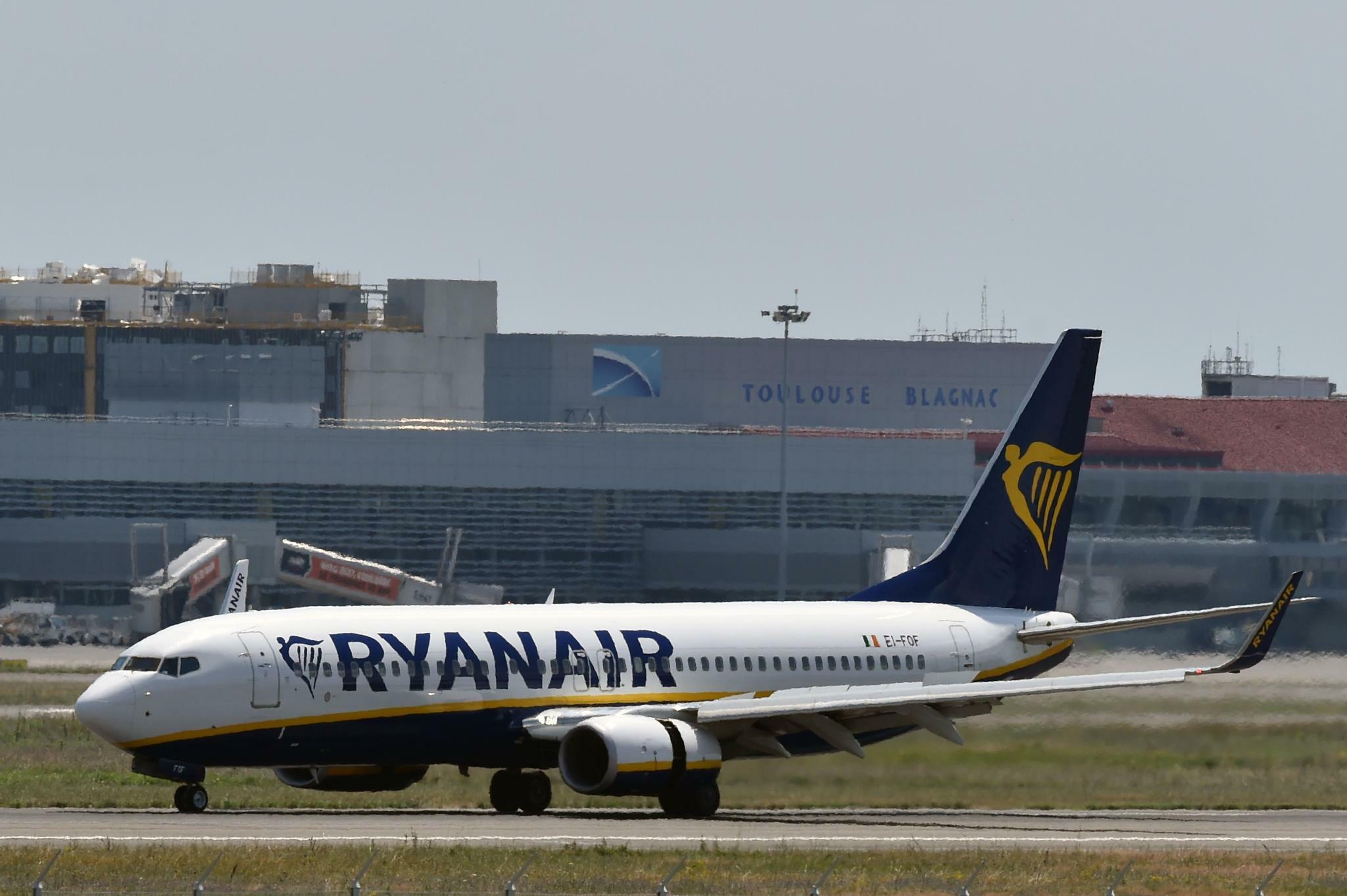 Ryanair Airline Streicht Wegen Streik Viele Inlandsflüge