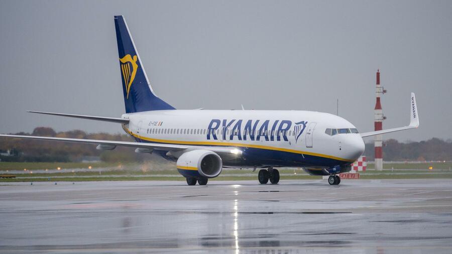 Ryanair Gibt Basis Am Flughafen Hamburg Im Winter Auf