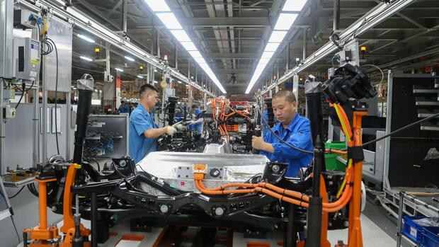 Epidemie: In Chinas Unternehmen kehrt der Alltag nur langsam ein