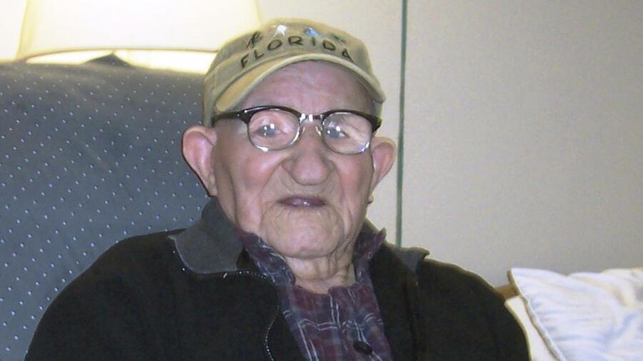 älteste mann der welt
