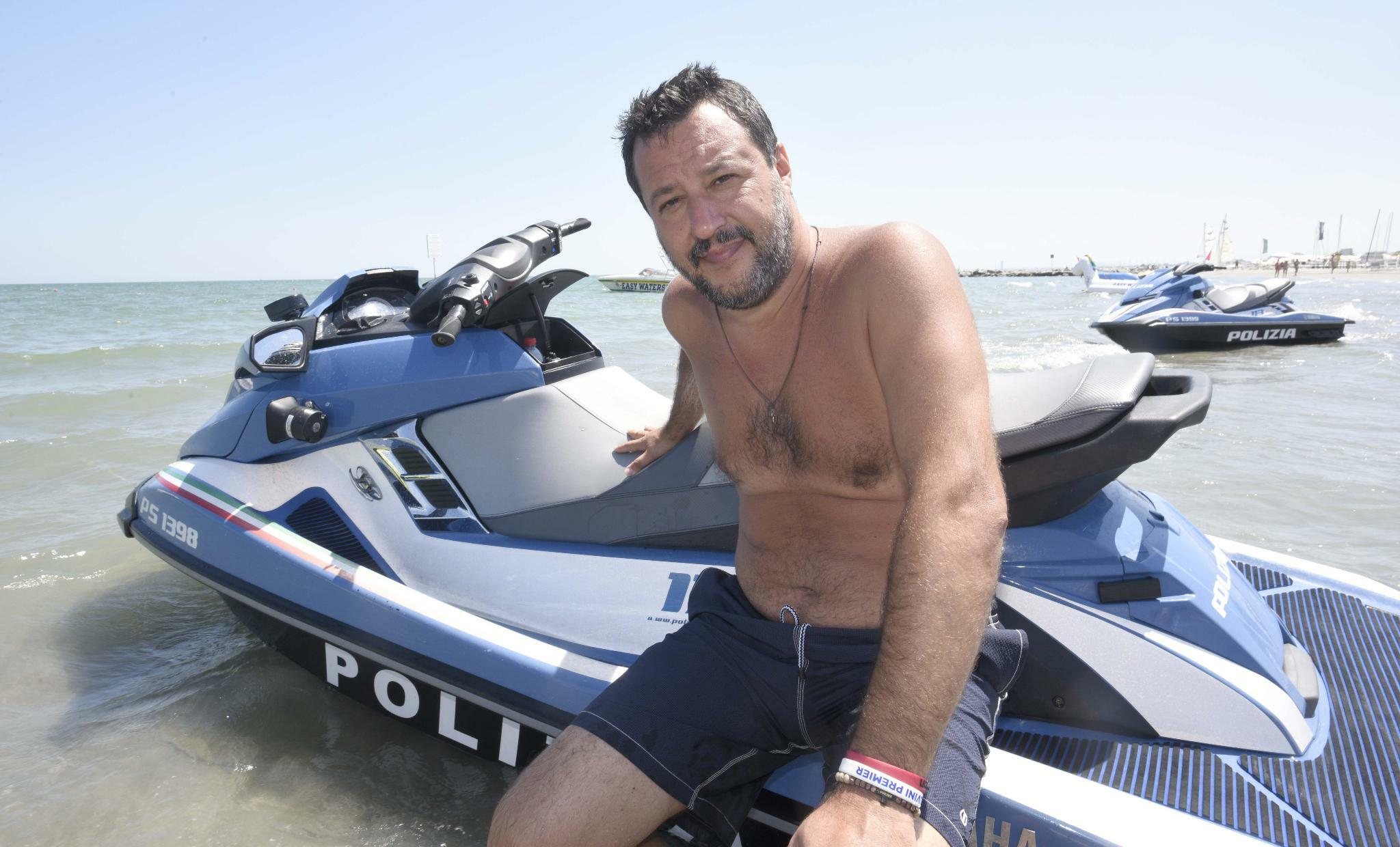 Italien: Matteo Salvini bekommt Giuseppe Conte zum Gegenspieler