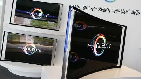 elektronikriese samsung bringt ersten oled fernseher auf den markt it internet technik. Black Bedroom Furniture Sets. Home Design Ideas