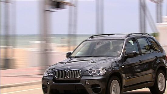Video: Sauberer Kraftprotz – BMW X5