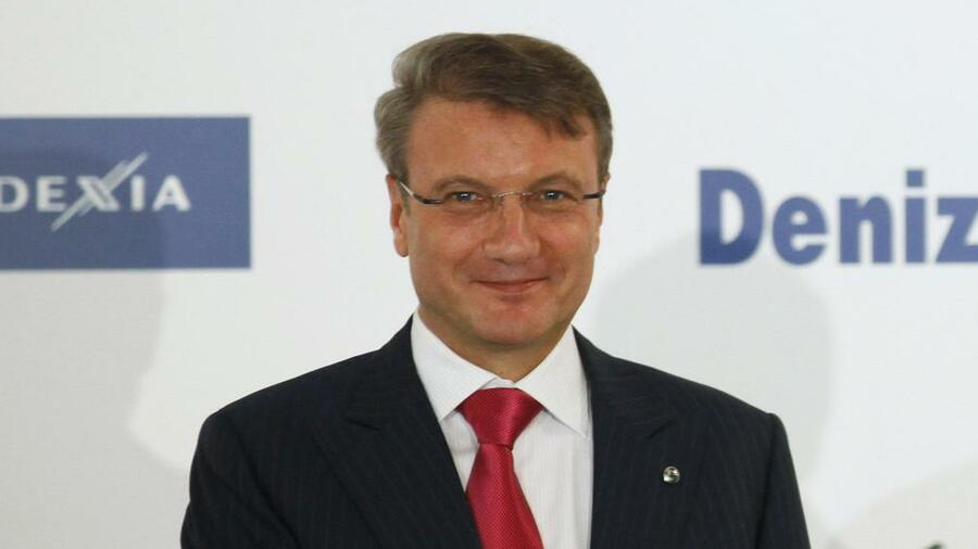 Image result for Herman Gref, chef de Sberbank