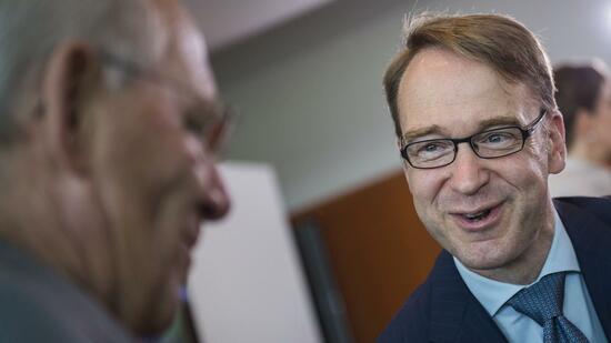 Geringer Bundesbank-Gewinn: Warum Schäuble die Mini-Überweisung nicht schockt
