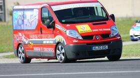 Renault Trafic Trophy  Quelle: dpa