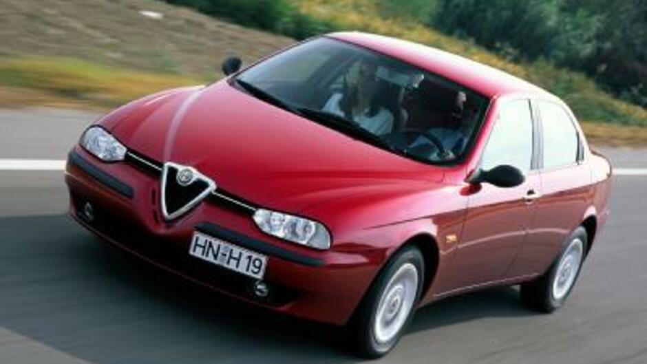 gebrauchtwagen-check: alfa romeo 156: schönheit ist nicht alles
