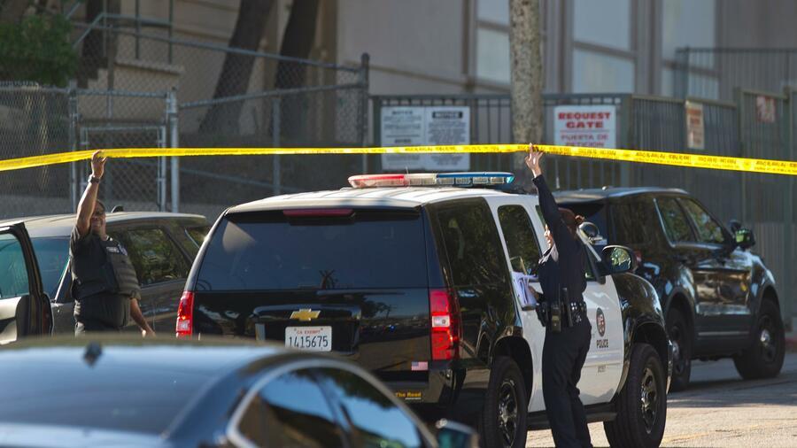 Los Angeles Schüsse an US-Schule