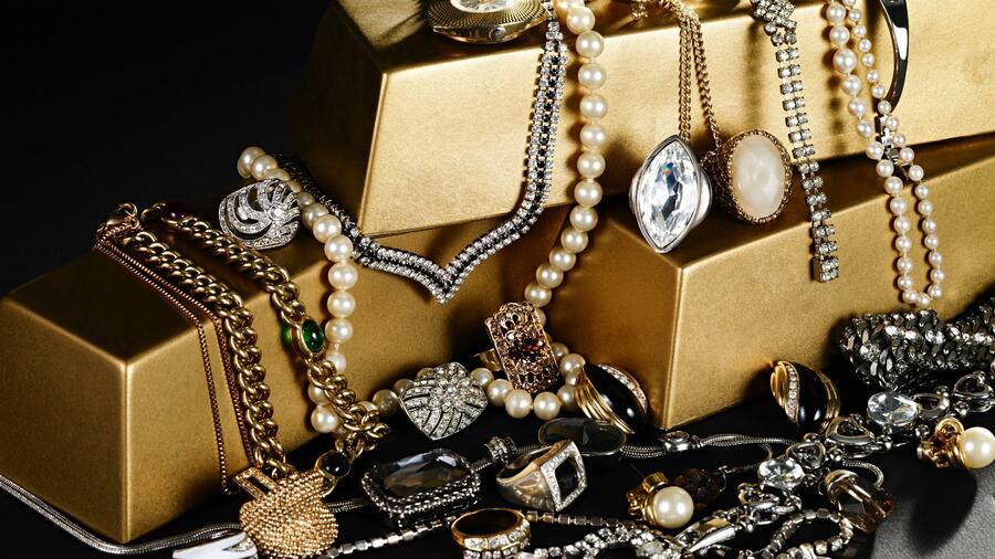 Immer mehr Kunden wollen ihr Altgold verkaufen