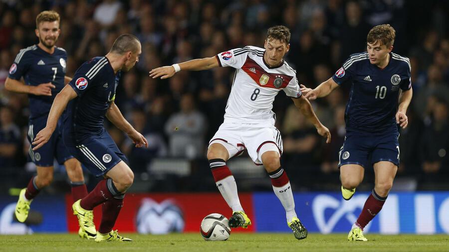 fußball-länderspiele deutschland-schottland