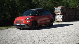 Autotest-Video: Schriller Zwerg im Maxiformat - Fiat 500 L Cross