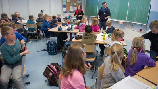 Bertelsmann-Studie sagt Schüler-Boom voraus