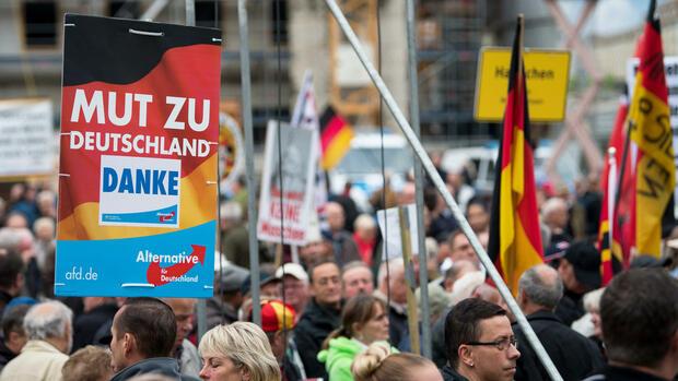 """AfD-Aufstieg und die Folgen: """"Enormer Imageschaden für Sachsen"""""""