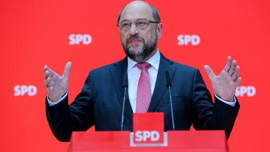 Schulz: Bei Scheitern von Jamaika gibt es Neuwahlen