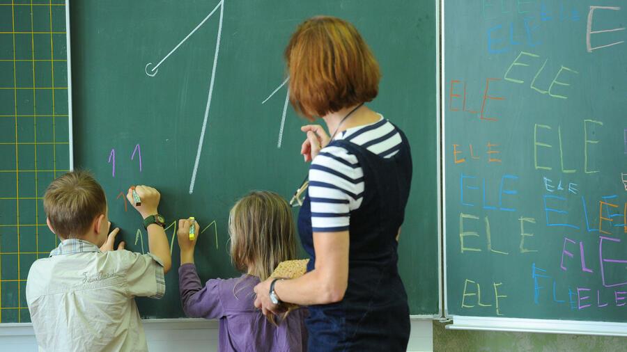 Grundschüler Mathematik Und Rechtschreibung Mangelhaft