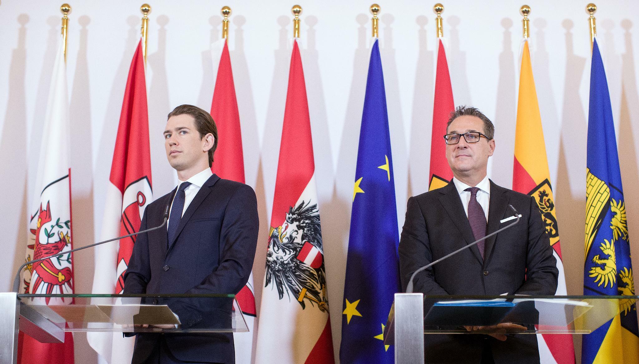 Österreich leidet 100 Tage später noch unter der Ibiza-Affäre