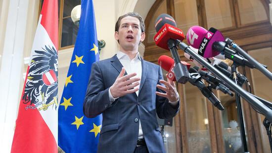 Österreich: Koalition aus ÖVP und FPÖ steht