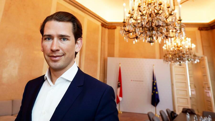 Il 32enne è stato cancelliere dello Stato alpino da dicembre 2017.  Prima del vertice UE, Kurz chiede riforme di ampia portata.  Fonte: Michael Appelt per Handelsblatt