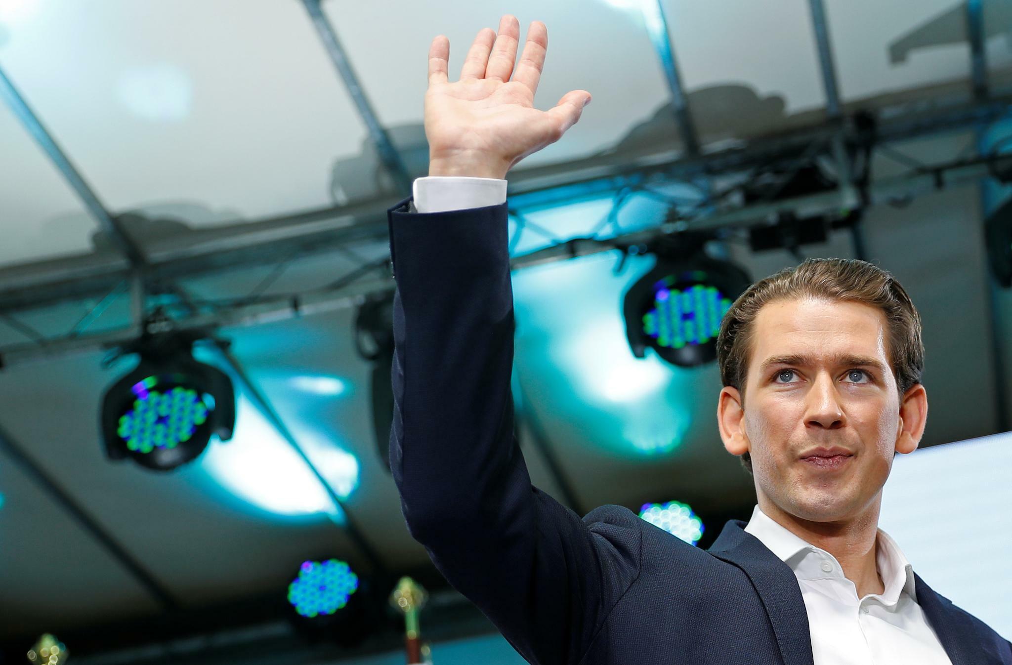 Österreich: Triumph bei Europawahl hilft Sebastian Kurz nicht