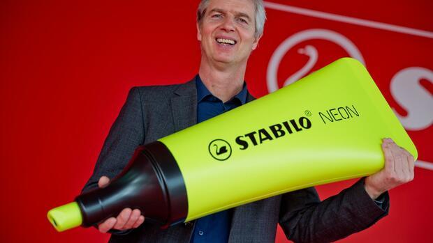 Familienunternehmen: Schwan-Stabilo-Chef glaubt an Zukunft der Malstifte