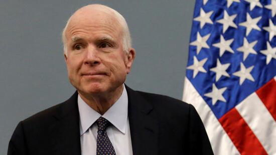 US-Senator McCain hat Hirntumor