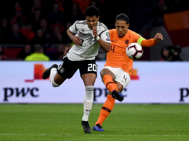 Gnabry: Jahrgänge 95 und 96 könnten deutschen Fußball prägen