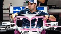 Motorsport: Formel 1: Perez bleibt bei Racing Point Force India
