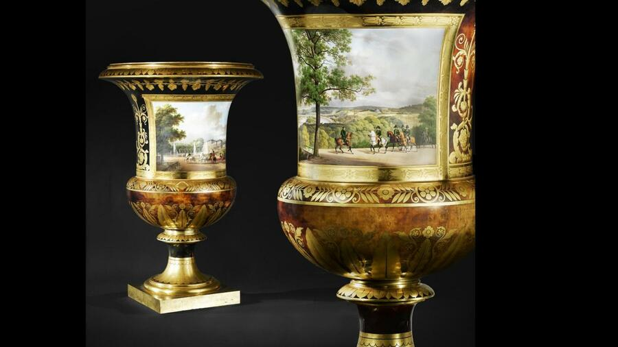 Fabius fr res das ende einer galeristendynastie for Wohnlandschaft bis 800 euro