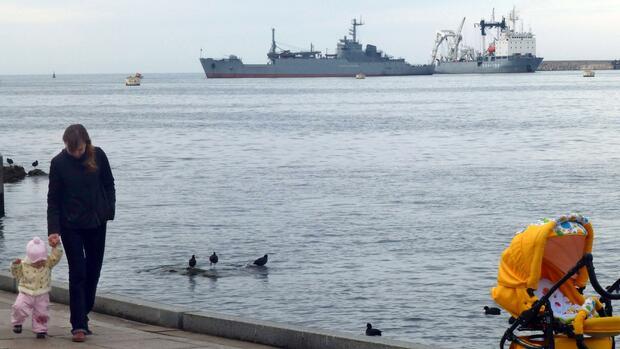 Krim: Russland stationiert weitere Raketen