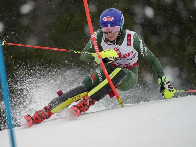 Vierter Slalom-Titel in Serie - Geiger im Pech