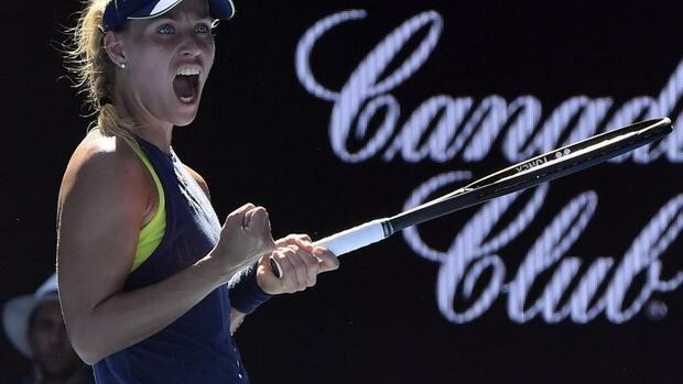 Tennis: Geburtstagskind Kerber weiter - Aus für Petkovic